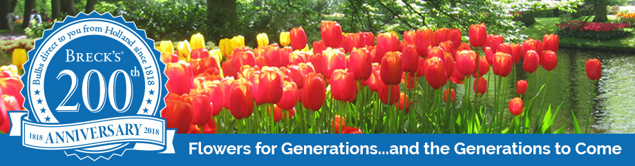Flowers for generations to come