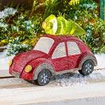 Christmas Car LED Light