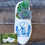 Dutch Shoe Planter