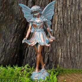 Dancing Fairy Statue