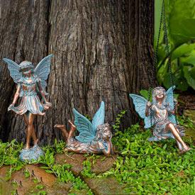 Fairy Statues