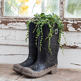 Garden Boots Planter