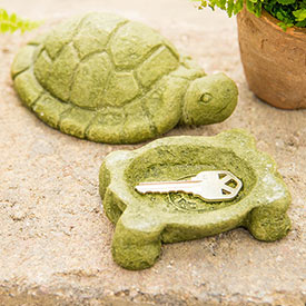 Turtle Hide-a-Key