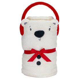 Polar Bear Blanket