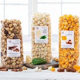 Popcorn Party Trio