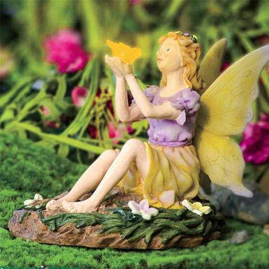 Garden Fairy Solar Light
