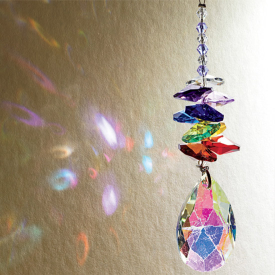 Crystal Rainbow Maker