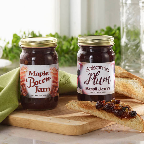Sweet and Savory Jam Set
