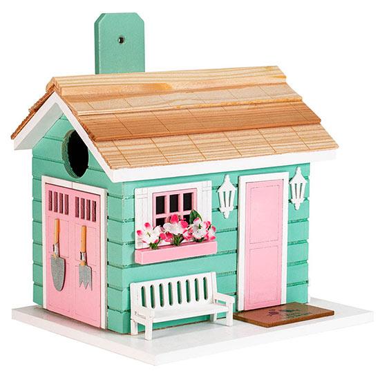 She Shed Bird House
