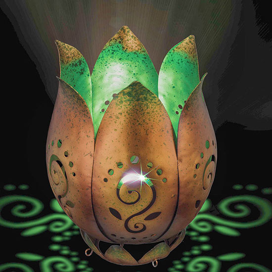 Flower Lantern Wireless Speaker