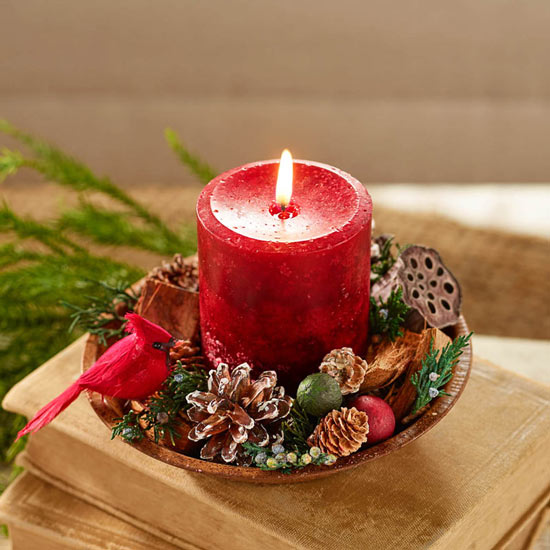 Potpourri Candle Set