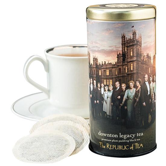 Downton Abbey Legacy Tea