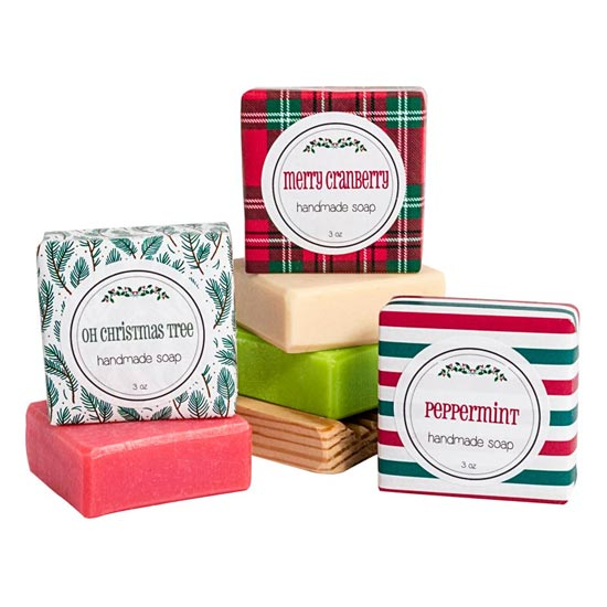 Holiday Soap Gift Set