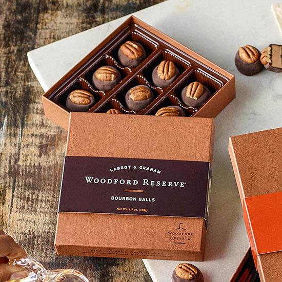 Woodford Reserve<sup>&reg;</sup> Bourbon Balls