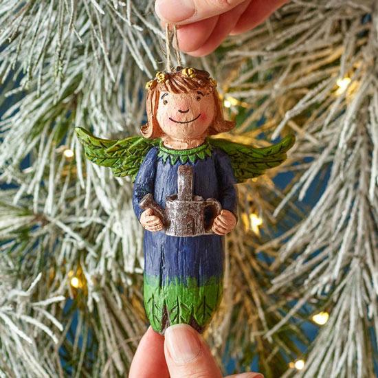 Garden Angel Ornament