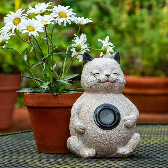 Fat Cat Wireless Speaker