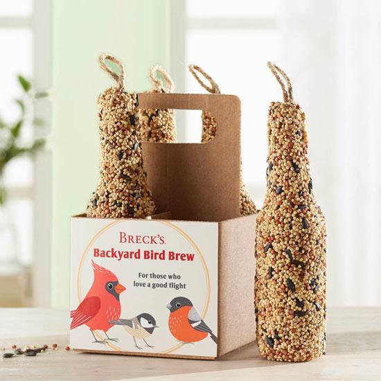 Breck's® Backyard Bird Brew 4-Pack