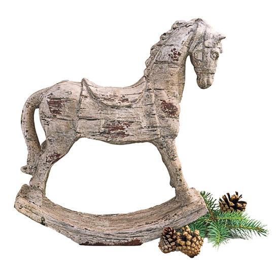 Rocking Horse Statue