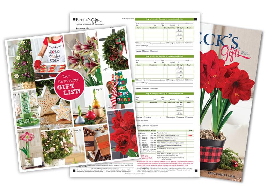 BG Catalog Giftlist