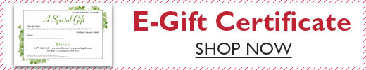 E Gift Certificate