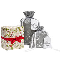 NEW Gift Wrap Service!
