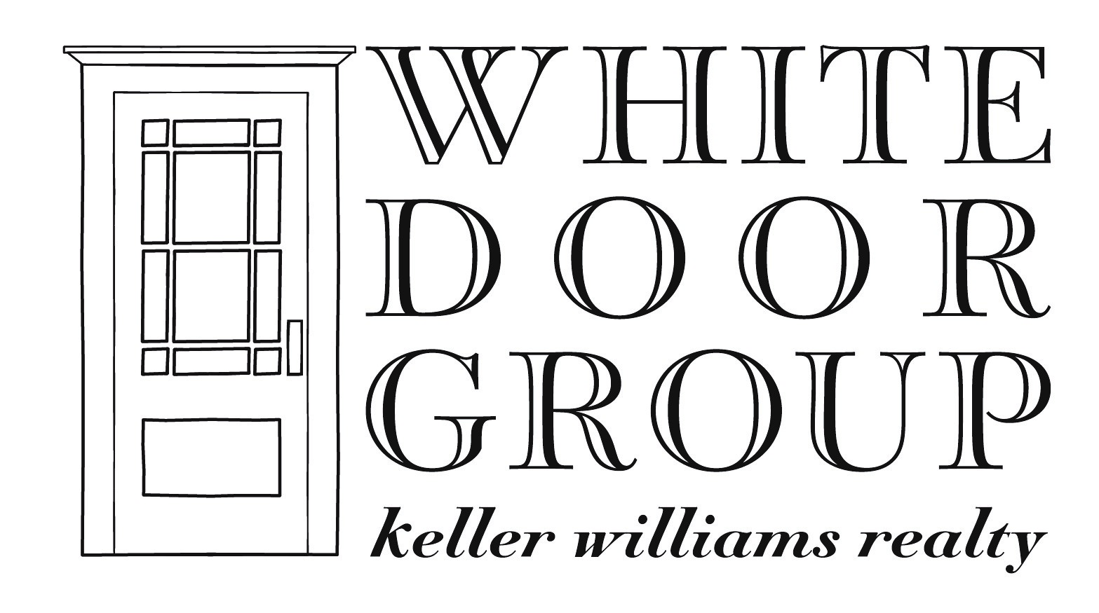 55578628 white door group logo