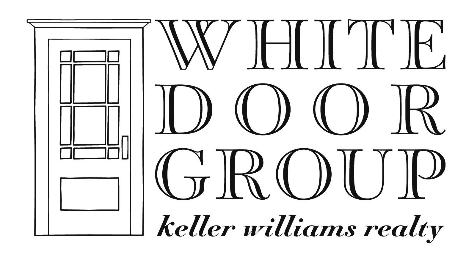 55578628 white door group logo