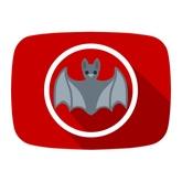 Bat for Youtube icon