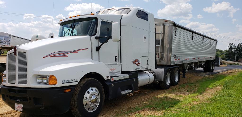 Grain Trucks For Sale | Hopper Trailers | Hopper Jobs | Grain