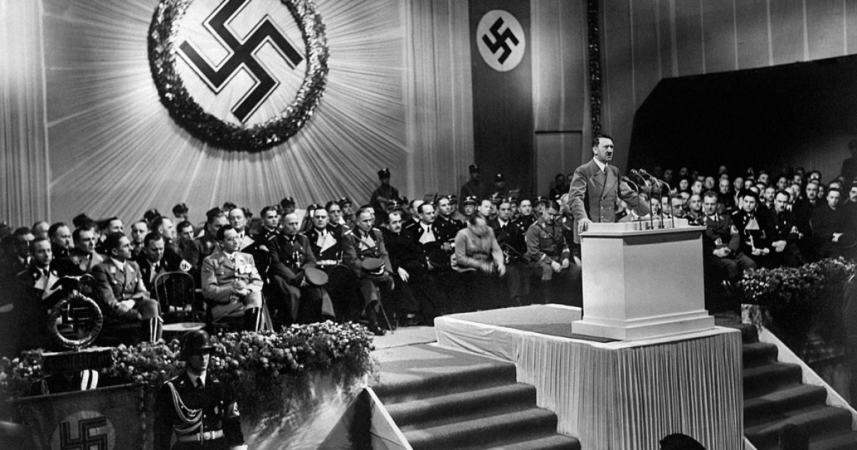 How American Racism Influenced Hitler — Bunk