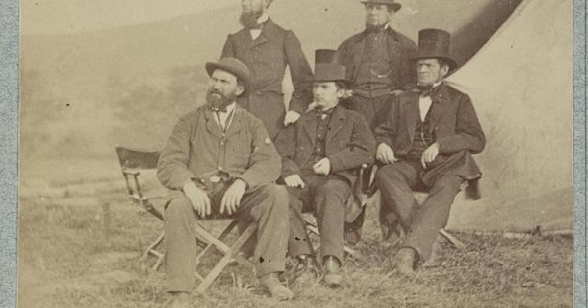 Who Were the Pinkertons?  Bunk