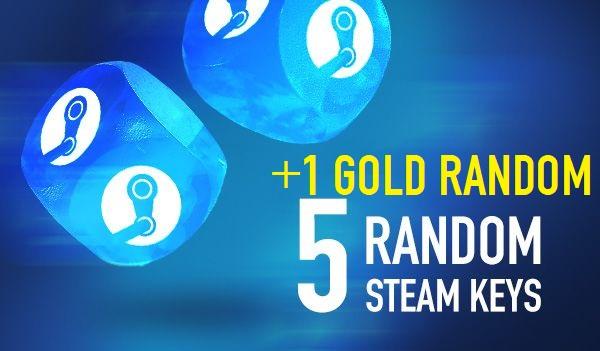 5 adet Steam Ra...