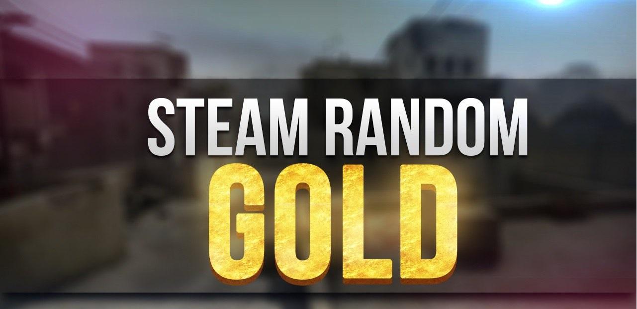 Steam Random Ke...
