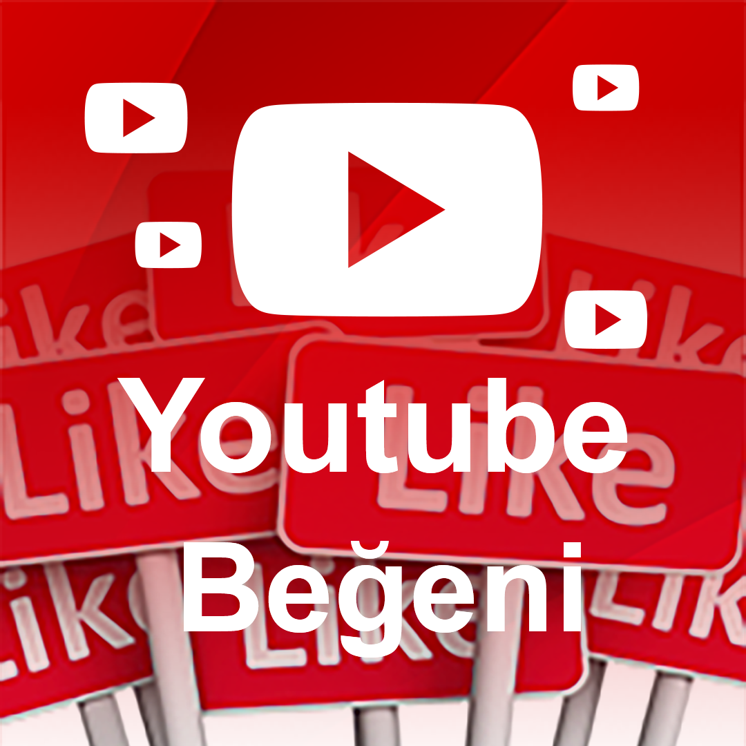 Youtube 1000 +100 Video Beğenisi