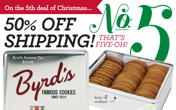 Get Extra Percentage off with ezeciris.ml Coupon Codes December Check out all the latest Byrd Cookie Company Coupons and Apply them for instantly Savings.