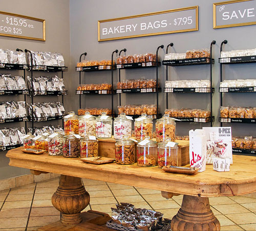 Sample Any of Our Flavors at Our Sample Bar!