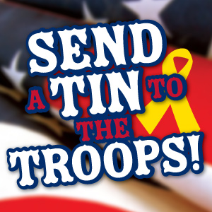 EASY CARE PACKAGES - Gift Ideas for Troops