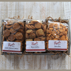 Bakery Bag Cookie Tray - Classic Trio