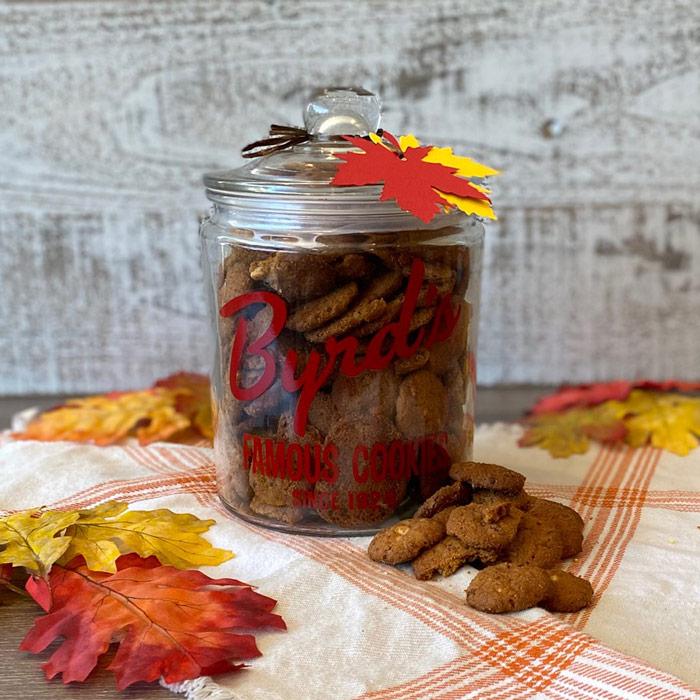 Signature Cookie Jar - Toasted Pumpkin