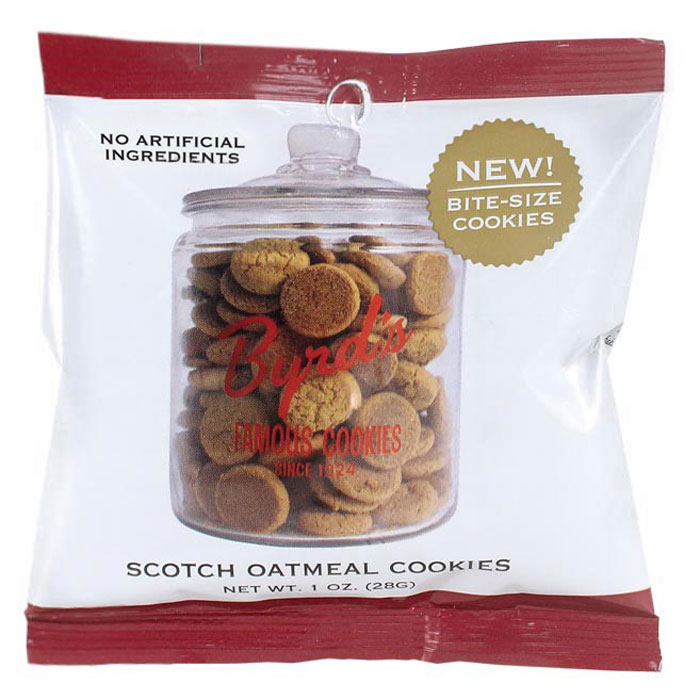 Variety Cookie Snack Pack - 25, 1 oz Bags
