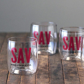 SAV CHS Tumblers Set of 4