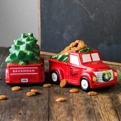Savannah Truck Cookie Jar