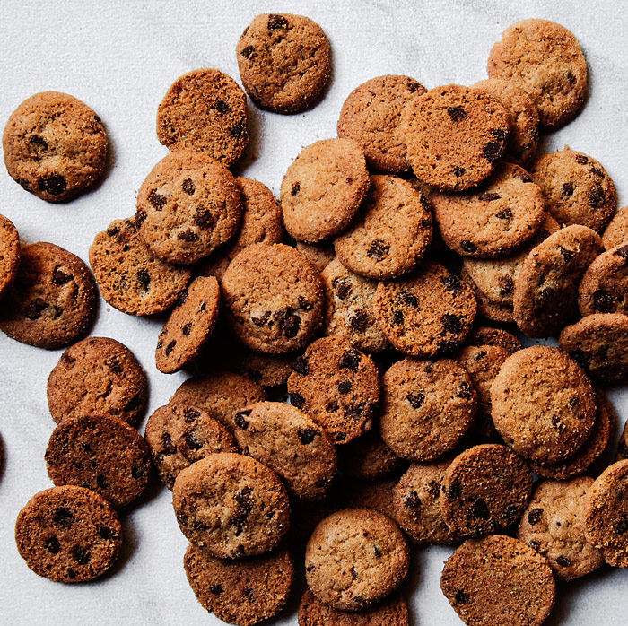 Chocolate Chip Cookie Pound Bag
