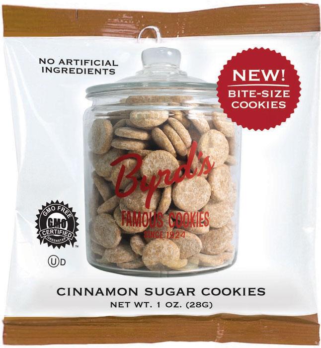 Cinnamon Sugar, 25 - 1 oz Snack Packs