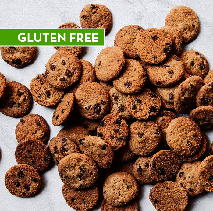 Gluten Free Chocolate Chip Cookie 16 oz bag