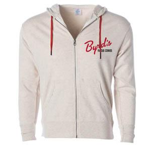 Byrd's Famous Full-zip Hoody