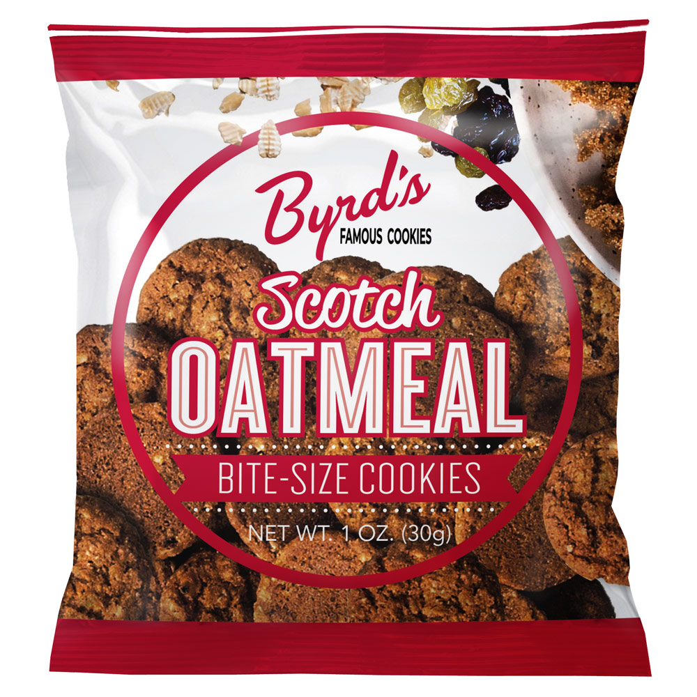 Scotch Oatmeal, 25 - 1 oz. Snack Packs