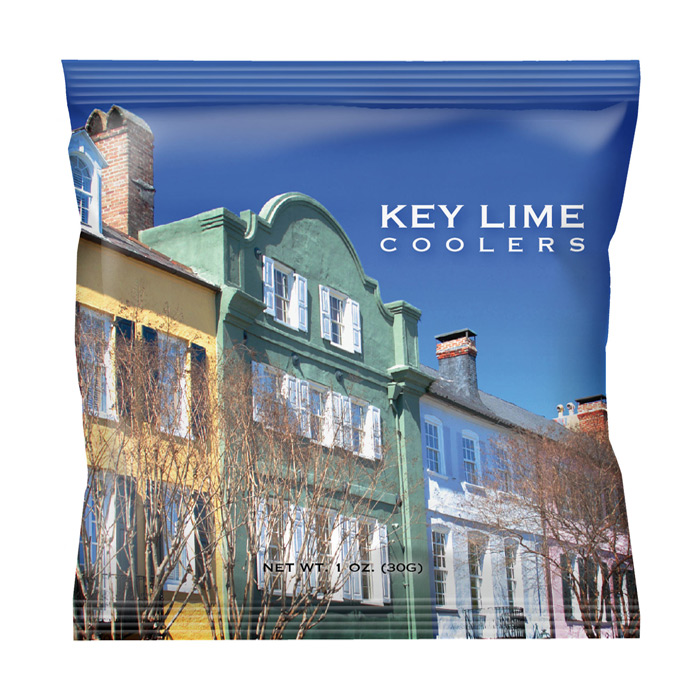 Key Lime Cooler - Rainbow Row 1 oz Snack Packs  - Key Lime Cooler - Rainbow Row 1 oz. Snack Pack (50 ct.)