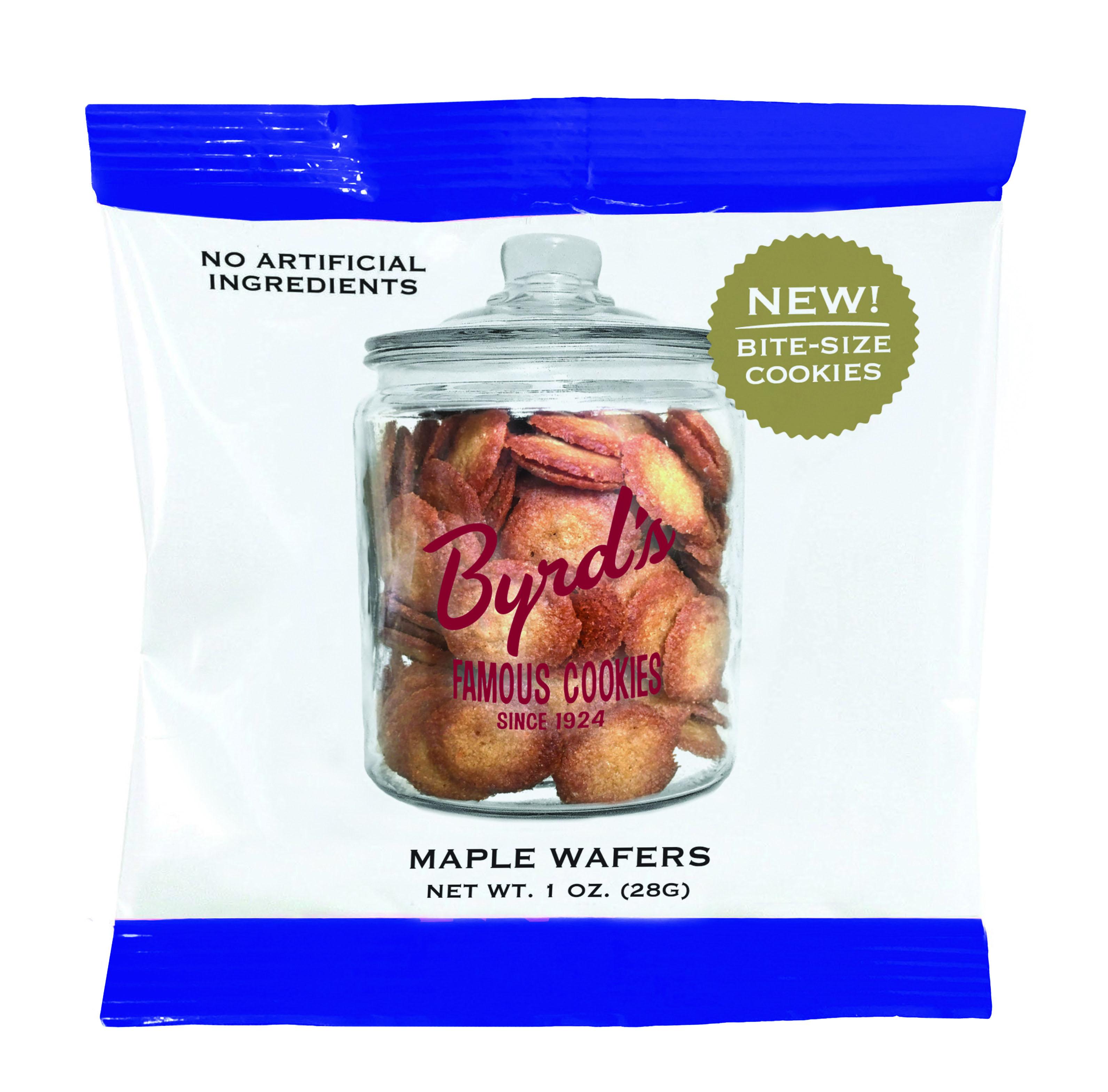 Maple Wafer, 25 - 1 oz. Snack Packs