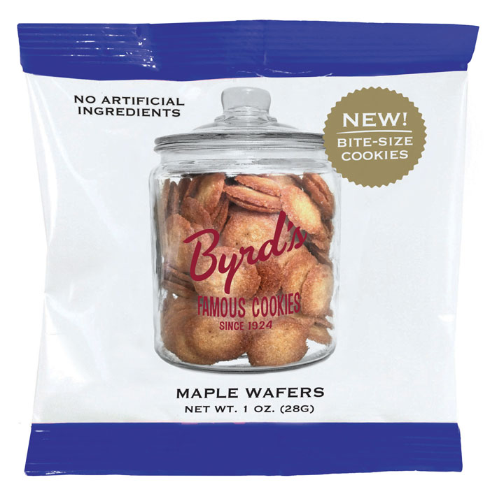 Maple Wafer 1 oz. Snack Packs